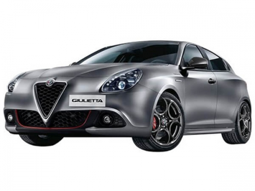 آلفا رومئو جولیتا | Alfa Romeo Giulietta