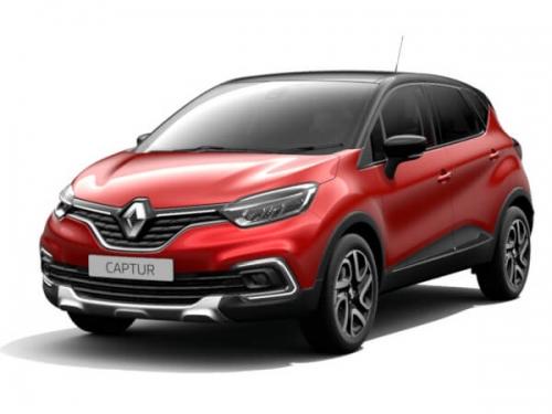 رنو کپچر | Renault Captur