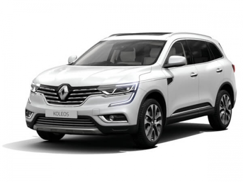رنو کولئوس | Renault Koleos
